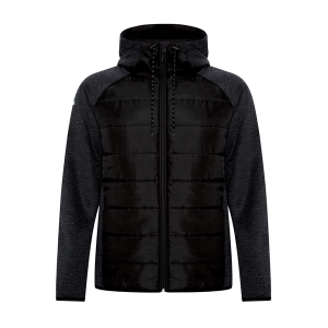 DRYFRAME® Dry Tech Fleece Hybrid Jacket - Men's