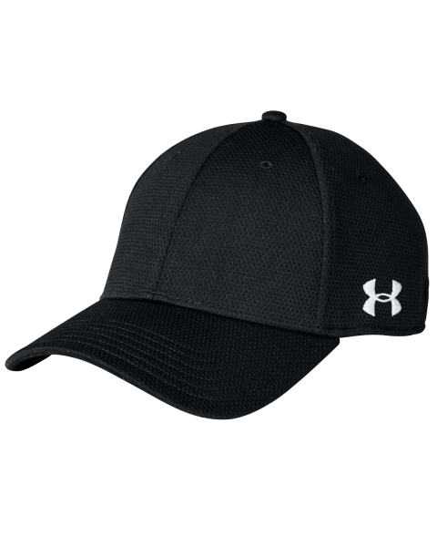 aa613d6e1f3 ... Under Armour Curved Bill Solid Cap ...