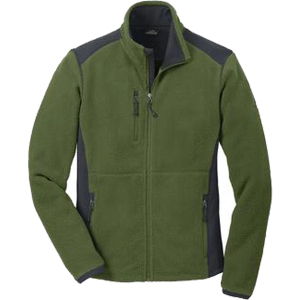 Adult Eddie Bauer® Sherpa Full-Zip Fleece Jacket