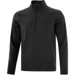 ATC™ Dynamic Heather Fleece 1/2 Zip Men's Sweatshirt