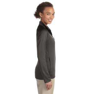 Devon & Jones Ladies' Stretch Tech-Shell® Compass Quarter Zip