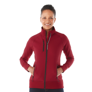 Panorama Hybrid Knit Jacket - Women's