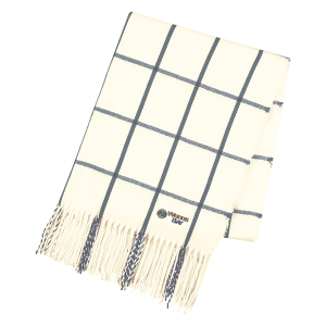 Charleston Fringed Scarf
