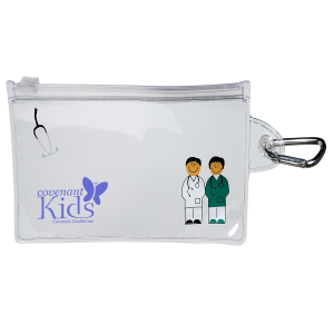 Doctor and Nurse Clear Pouch