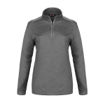 Ladies Meadowbrook Fleece Jersey 1/4 Zip