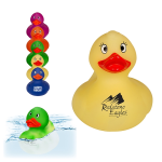 Color Changing Rubber Duck