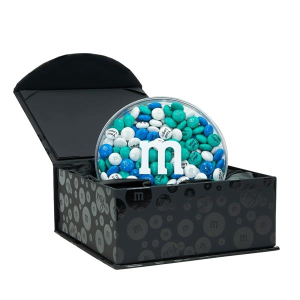 Executive Gift Box With M&M'S Personalized Chocolate Candies